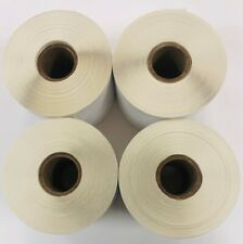 4 Rolls Of 300 Labels Proll Compt Dymo 30256 Shipping Name Tag Sticker