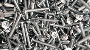 250 x Kreuzschlitzschrauben M 5 x 40 mm Tellerkopf PZ 2 Din 7985 ISO 7045 verz