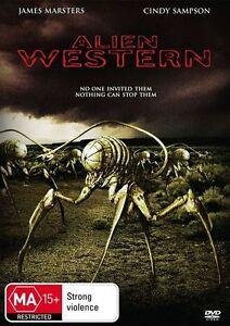 Alien-Western-DVD-FREE-POST