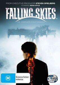 Falling-Skies-Season-1-DVD-Region-4-very-good-condition-t83