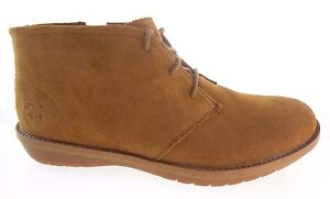 TIMBERLAND A12B2 FRONT COUNTRY TRAVEL MEN'S BROWN SUEDE