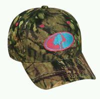 Mossy Oak Women's Break-up Country Camo Adjustable Closure Hat/cap