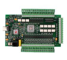 4 Axis E Cut Usb Mach3 Motion Control Card Cnc Interface Breakout Driver Board