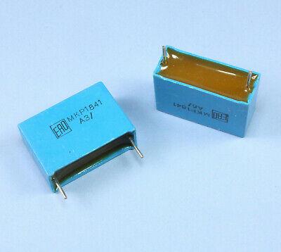 ERO 1pcs-Roederstein 400V 10/% p:27.5mm Capacitor 0.47µF 470nF MKP1841 0.47uF