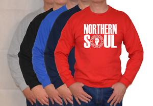 NORTHERN SOUL KEEP-THE-FAITH,SWEATSHIRT-UNISEX