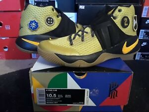 ae1ab85c1a3f Nike Air Zoom Kyrie Irving II 2 AS All Star Unreleased Celery Maize ...