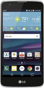 Details about LG K8 K371 16GB 5 0'' 4G LTE Black GSM Unlocked Smartphone