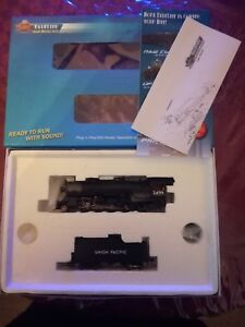 Blueline Usra Light Micado 2-8-2 Dcc Sound