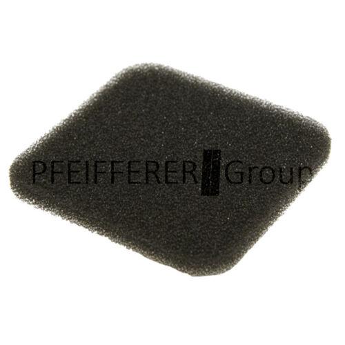 FS 72 F 4133 124 1500 Typ BG 72 STIHL V-Nr Luftfilter Vorfilter pas f FS 74