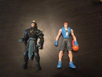 """Burger King Backstreet Boys projet Nick Carter Ninja Man 5/"""" Action Figure"""