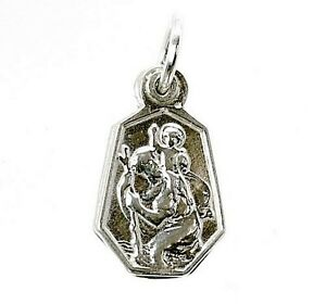 STERLING-SILVER-OPENING-PERSONALISED-ST-CHRISTOPHER-LOCKET-PENDANT-CHARM