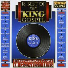 Various Artists - 18 Best of King Bluegrass / Various [New CD]