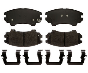 Disc Brake Pad Set-Specialty Police Metallic Disc Brake Pad Front Raybestos