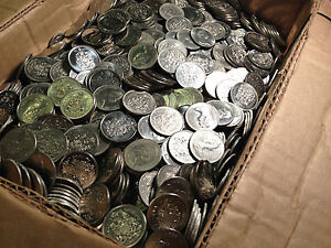 Canada-50-Cent-Coin-One-Coin-From-The-Lot-60-039-s-70-039-s