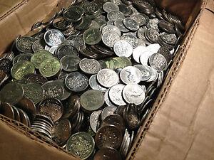 Canada-One-Random-Non-Silver-50-Cent-Coin-From-The-Box