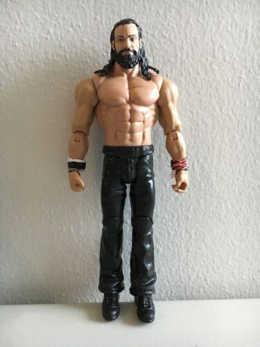 WWE Mattel Elias Series 88 figure loose