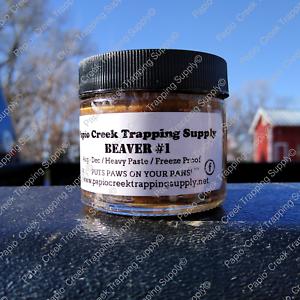 Papio-Creek-Beaver-Lure-1-Heavy-Paste-Freeze-Proof-2-Ounce