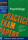 Longman Practice Exam Papers: A-level Psychology by Mike Cardwell (Paperback, 1998)