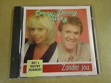 CD / CONNY & DANNY FABRY - ZONDER JOU