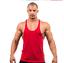 Fashion-Men-Stringer-Bodybuilding-Tank-Top-Singlet-Sleeveless-sports-Vest-Men-039-s miniature 11
