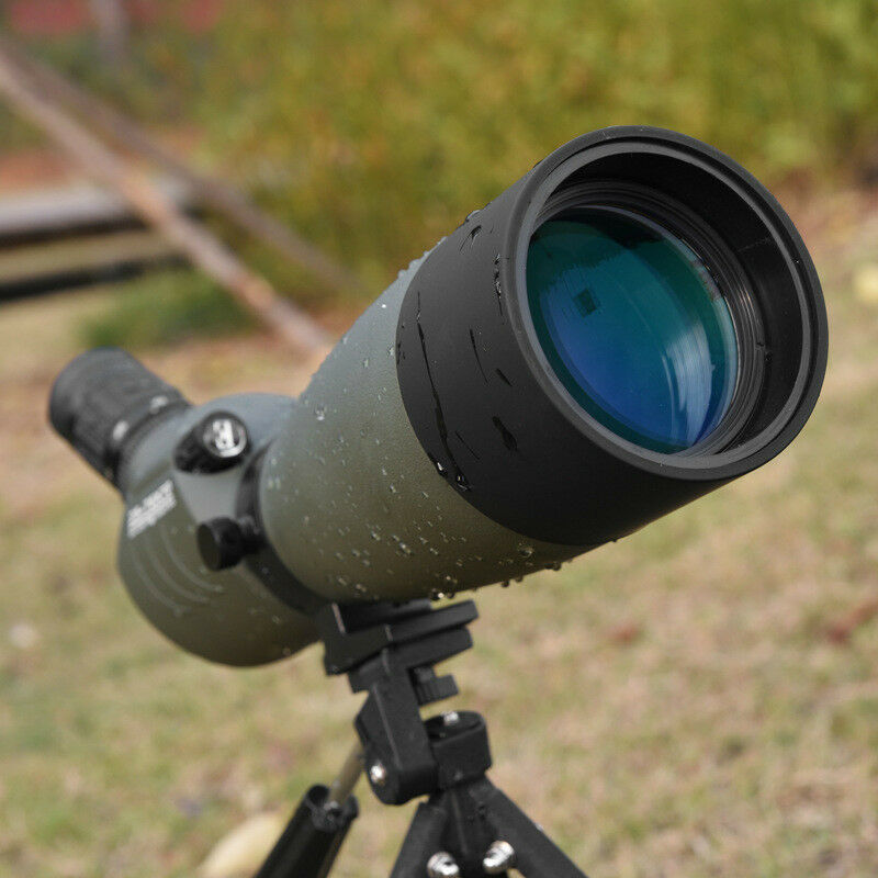 Multicapa 25-75X70 de largo alcance en ángulo Telescopio Terrestre Telescopio De Tiro