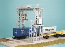 Ratio 546 - Overhead Traversing Crane 1/76th Scale = '00' Gauge Plastic Kit T48