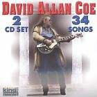 The Original Outlaw of Country Music by David Allan Coe (CD, Jun-2002, 2 Discs, King)