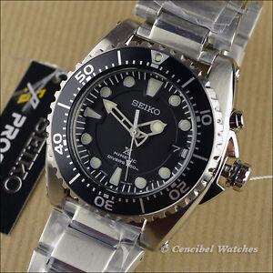 Seiko-Kinetic-Diver-039-s-200M-SKA371P1-esfera-y-bisel-color-negro-SKA371