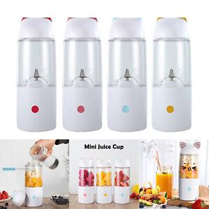 400ml-Portable-Juicer-USB-Rechargeable-Smoothie-Blender-Milk-Mixer-Juice-Machine