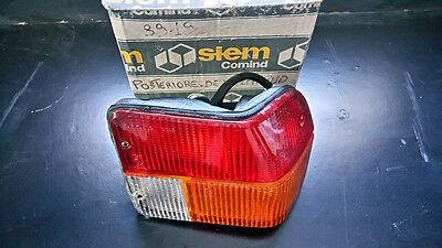 Alfa Romeo Alfasud Fanale Posteriore Dx Originale Siem Nuovo