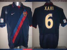 Camiseta Jersey Barcelona XAVI fútbol Nike Adulto XL España Top España 2002