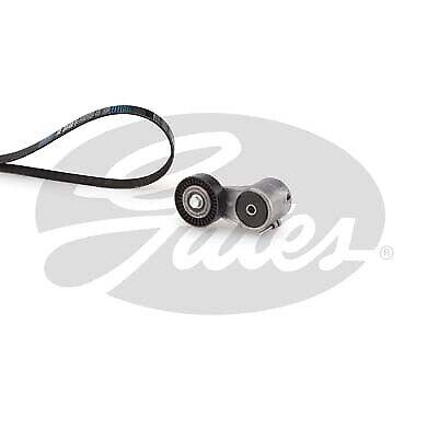 Drive belt kit K015PK1210 Gates Set 5PK1210 T38212 Véritable qualité de remplacement