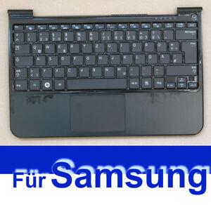 DE TopCase Tastatur beleuchtet Samsung Series 9 NP900X1A NP900X1B Handauflage
