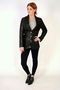 Gucci-Black-Leather-Jacket-Alessandro-Michele-F-W15-UK8-US6-IT40-Small-RRP-2400