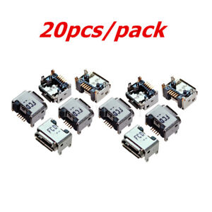 20PCS-DC-Charging-Port-Micro-USB-Connector-For-Amazon-Kindle-Fire-2nd-Generation