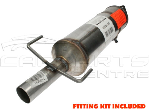 DIESEL PARTICULATE FILTER DPF FITTING KIT FOR FIAT DOBLO 1.9 12//2005
