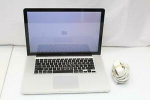"""Apple MacBook Pro (MD322LL/A) 15.4"""" (No Operating System ..."""