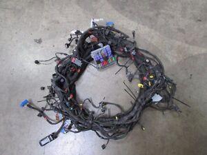 ferrari california, main front body wire harness, used, p n 254817