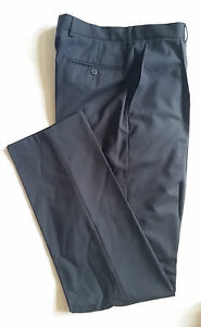 Dimensions-Men-039-s-Smart-Formal-Work-Trousers-Wool-Mix-Brand-New