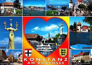 Konstanz am Bodensee ,ungelaufene AK - Lambrechtshagen, Deutschland - Konstanz am Bodensee ,ungelaufene AK - Lambrechtshagen, Deutschland