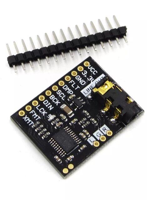 I2S PCM5102A DAC Decoder 24bit @192KHz Player Module ES9023 PCM1794 Stereo jack
