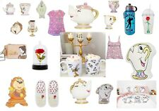 Primark BEAUTY AND THE BEAST LUMIERE MRS POTTS TEAPOT CHIP CUP ENCHANTED ROSE