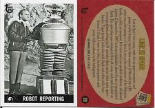2013 Topps 75th Anniversary #39 Lost In Space   Danger Will Robinson   1966