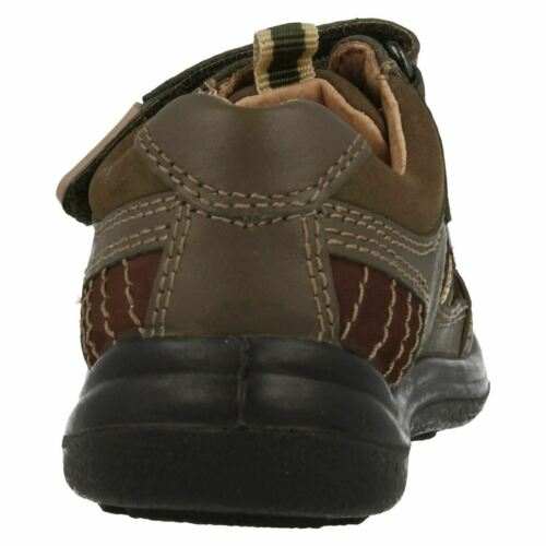 SALE £9.99 Boys Toddler Start rite hook /& loop fastening  Shoes ROWDY