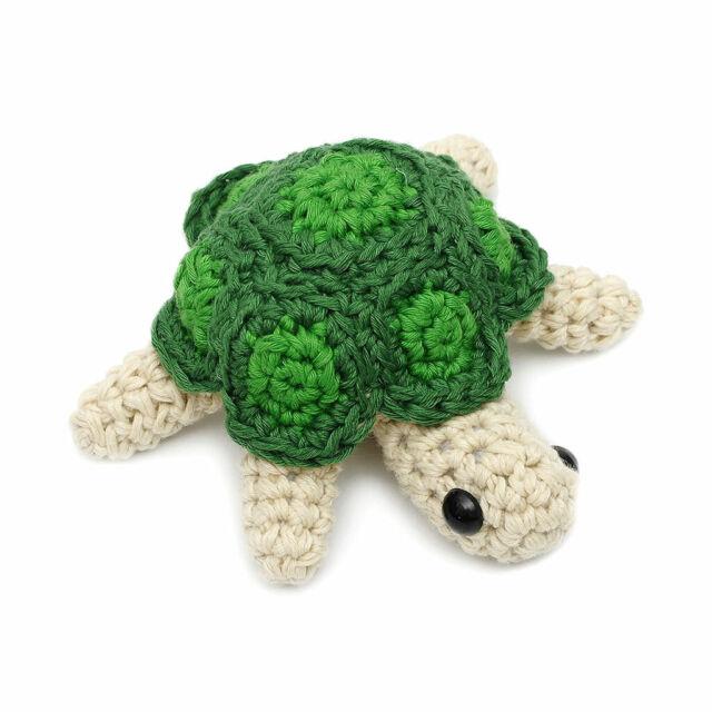 Tutorial Turtle Amigurumi Crochet - YouTube | 640x640