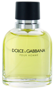 d4fa0be494fd5 Dolce   Gabbana Pour Homme For Men EDT Cologne Spray 2.5oz Unboxed ...