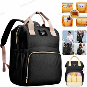 Multi-function-Maternity-Diaper-Bag-Mom-Backpack-Large-Capacity-Baby-Nursing-Bag
