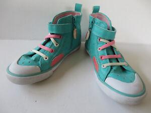 Mädchen Boots Turnschuhe ° Coole Gr30 Verbaudet Türkis Schuhe b7gIf6Yyv