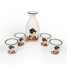JAPANESE SAKE SET - LADIES DESIGN
