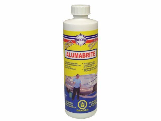 Aurora Alumabrite Aluminum Cleaner Easy to Use